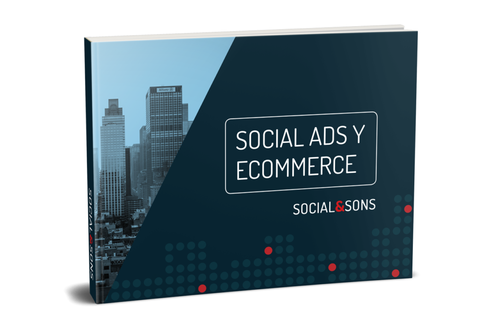 Ebook Social ADS y Ecommerce Social & Sons